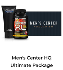 Men's Center HQ Ultimate Package